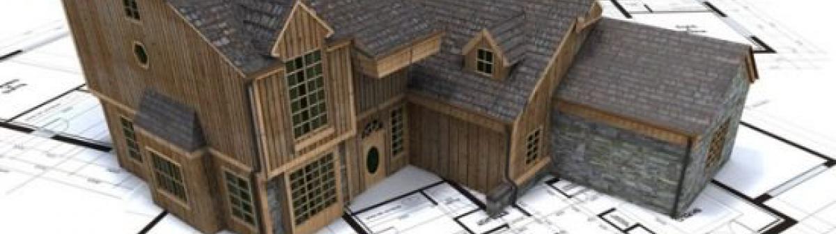 Планировка загородных домов