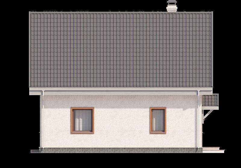 Проект дома из блоков 130 кв.м.