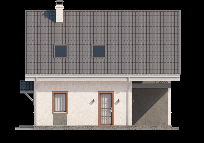 Проект дома из газоблоков до 135 кв.м.