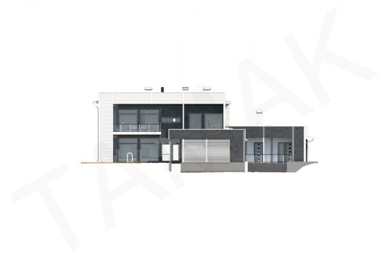 Проект дорогого дома от 570 кв.м.