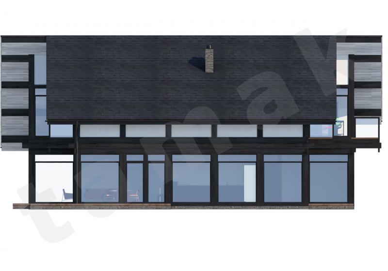 Проект элитного дома от 275 кв.м.