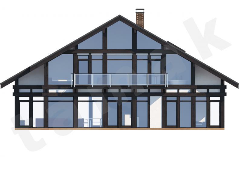 Проект элитного дома до 300 кв.м.