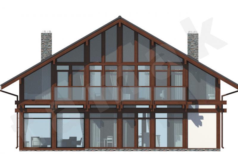 Проект элитного дома от 316 кв.м.