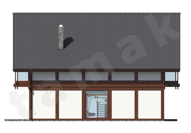 Проект элитного коттеджа до 315 кв.м.