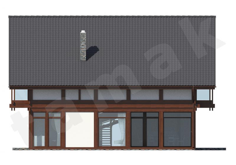 Проект элитного дома до 315 кв.м.