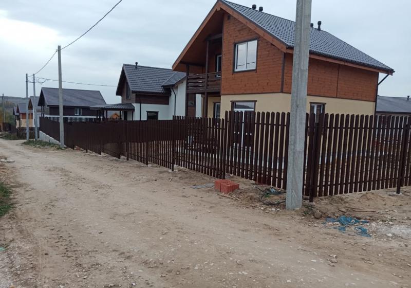 Дом по проекту Благовещенское-115