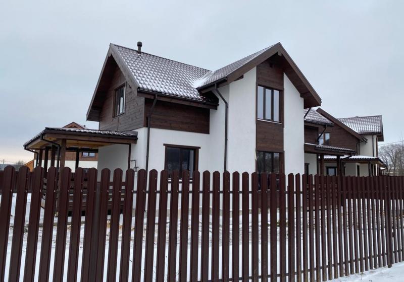 ДОМ ПО ПРОЕКТУ БЛАГОВЕЩЕНСКОЕ-155