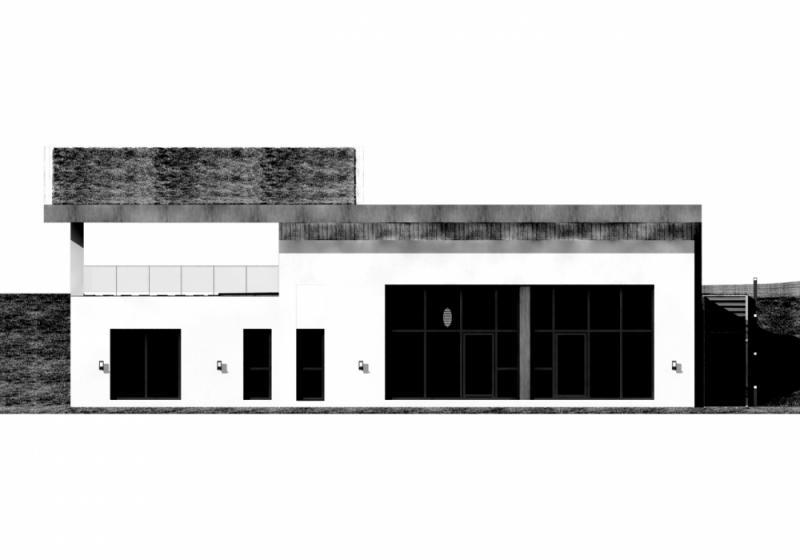 Проект дорогого дома до 149 кв.м.